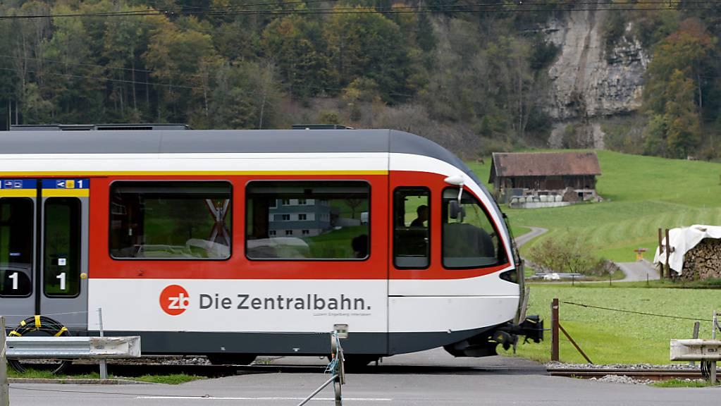 Ab morgen Freitag gibts auf ausgewählten Zügen und Streckenabschnitten des Tarifverbunds Passepartout Sparbillette - unter anderem auch auf der Strecke Luzern Engelberg. (Archivbild)