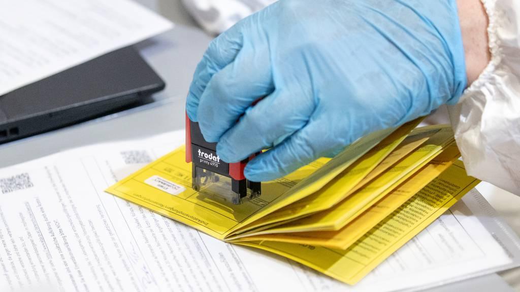Ärzte und Apotheker lancieren eigenen Impfpass