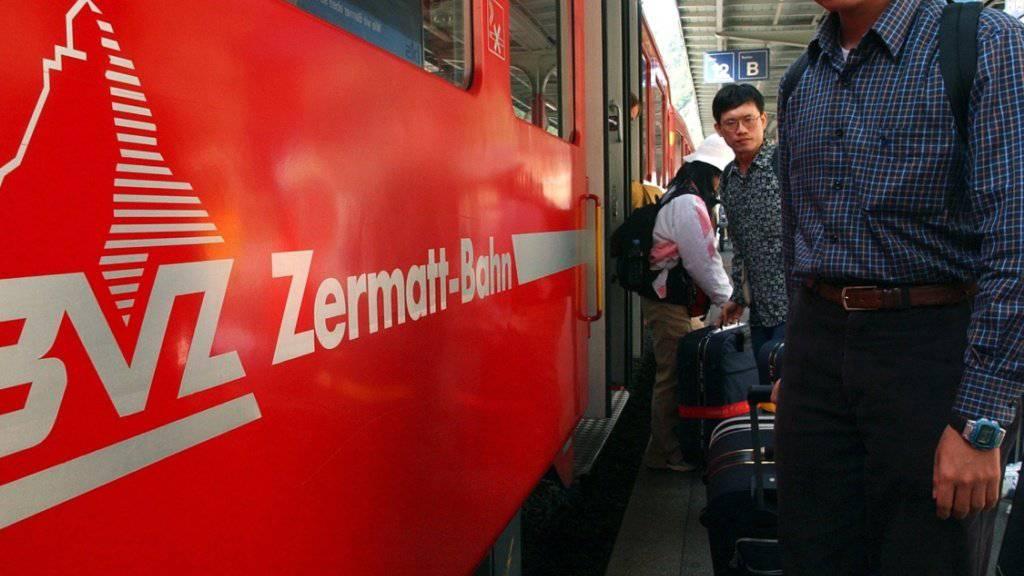 Das Bahn- und Touristikunternehmen BVZ hat 2016 deutlich mehr verdient. (Archiv)