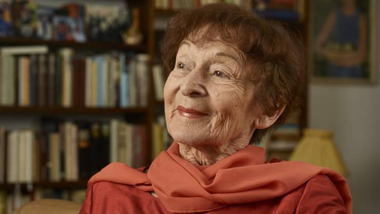 Monica Gubser fürchtet sich nicht vor dem Tod, denn sie glaubt an eine Wiedergeburt. Am Donnerstag ist sie 88-jährig verstorben.