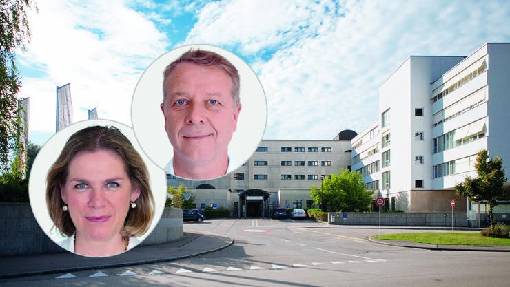 Erneuter Wechsel: Susanne Christen geht, Bernhard Flückiger wird neuer Chefarzt.