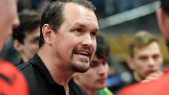 HSC-Trainer Misha Kaufmann kann der zehntägigen Quarantäne seiner Mannschaft viel Positives abgewinnen.