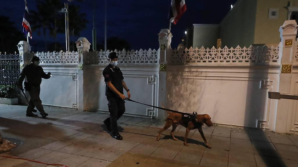 Thailands Regierung geht mit Versammlungsverbot gegen Proteste vor