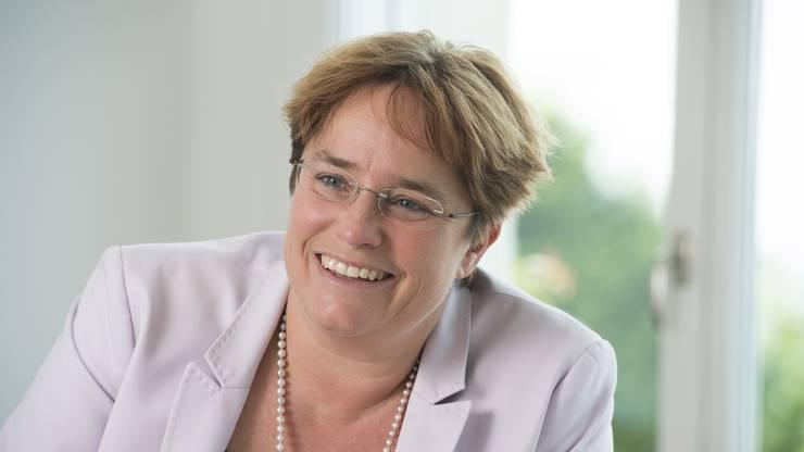 Unternehmerin und Nationalrätin Magdalena Martullo-Blocher: «Solange die EZB ihre Zinspolitik nicht ändert, wird die SNB dies wohl auch nicht tun.»
