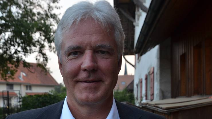 Würde Rolf Kissling gewählt, wäre er der erste FDP-Gemeindepräsident von Neuendorf.