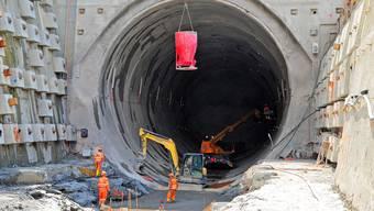 Kopie von Eppenbergtunnel – «Tag des offenen Tunnels»