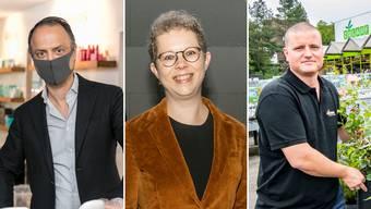 Aargauer Unternehmer zum Bundesrats-Entscheid.