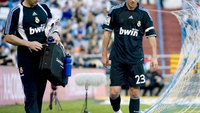 Für Rafael van der Vaart ist die Saison vorbei