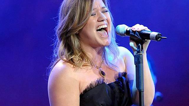 Kelly Clarkson fühlt sich wohl (Archiv)