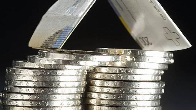 Immer noch finanzielle Löcher: Schweizer Pensionskassen (Symbolbild)