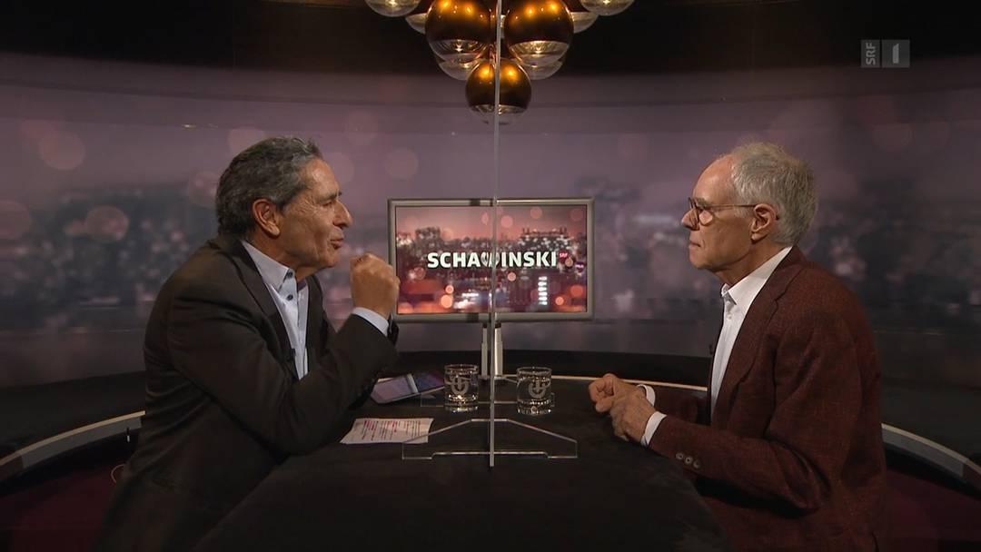 """""""Schawinski"""": Letzte Sendung mit drei Überraschungsgästen"""