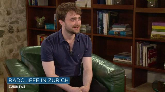 Daniel Radcliffe am ZFF