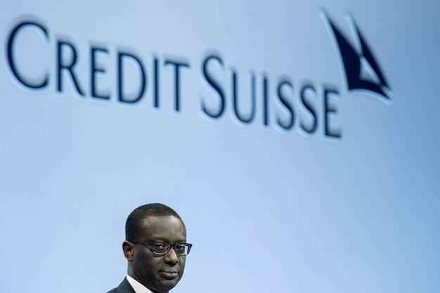 Tidjane Thiam war von 2015 bis Anfang 2020 CEO der Credit Suisse.