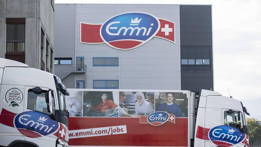 Emmi glänzt in der Schweiz – und liegt deutlich über den Erwartungen