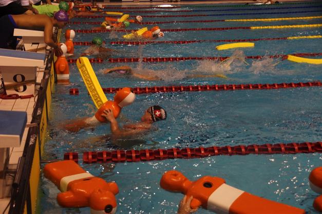 Pool-Wettkampf Masters