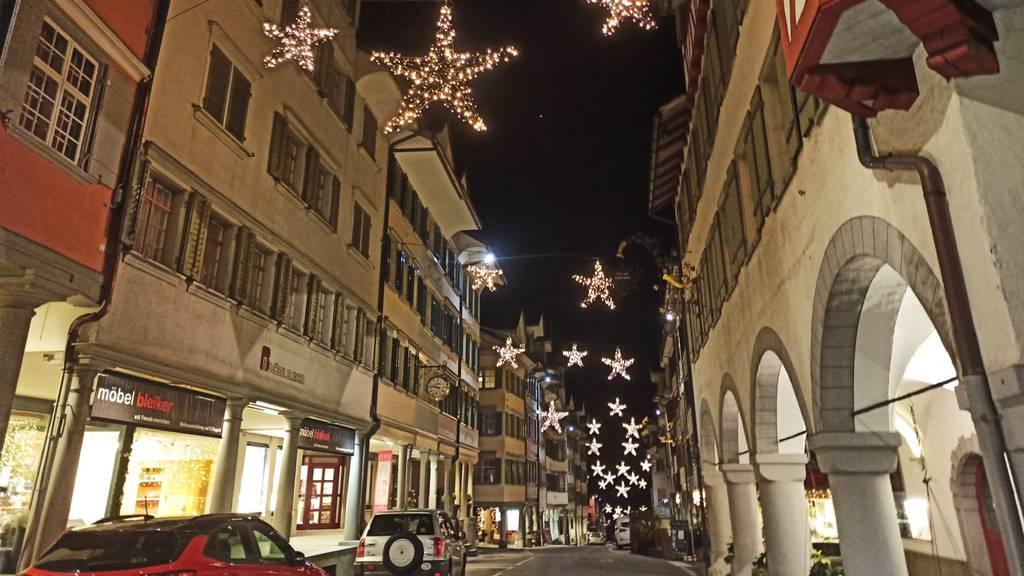 Die Ostschweiz wird dieses Jahr still erleuchtet