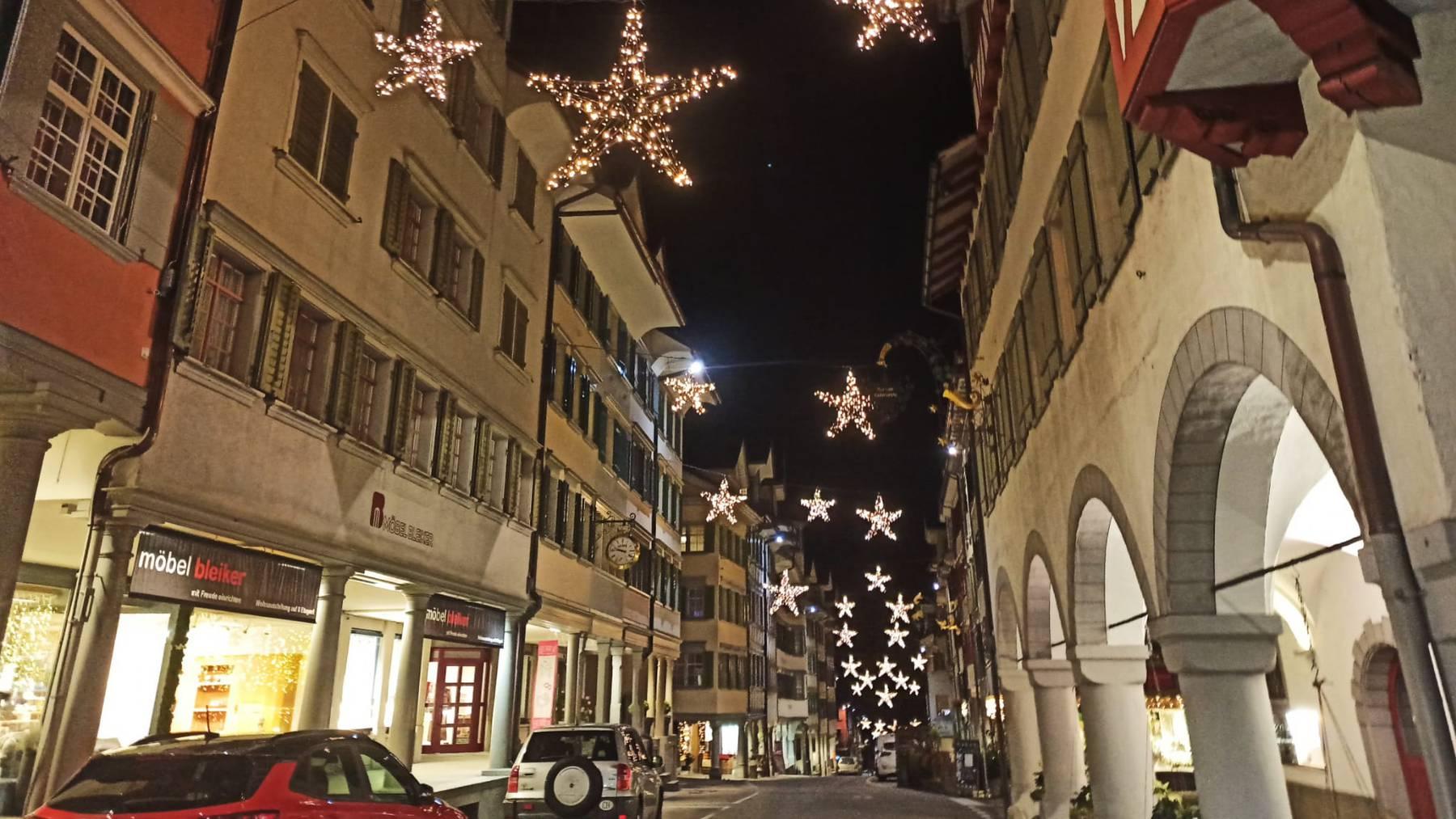 Weihnachten in Lichtensteig