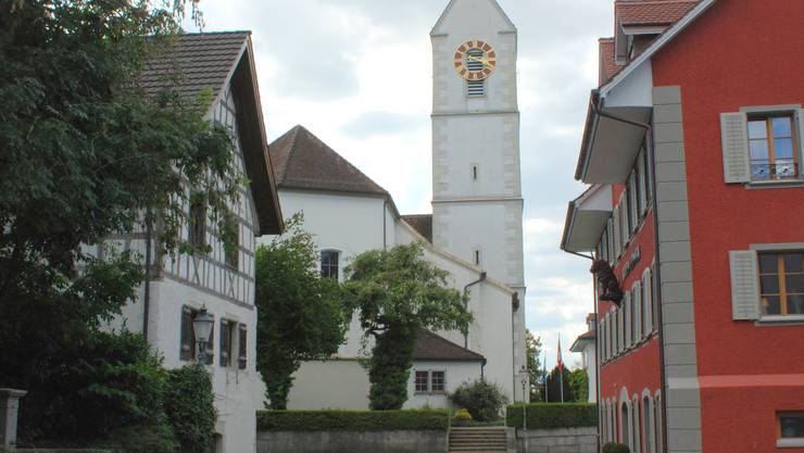 St. Martinskirche in Oberrohrdorf