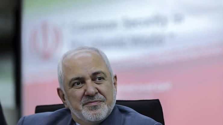 Laut dem iranischen Aussenministers Mohammed Dschawad Sarif will sein Land das Atomabkommen retten.(Archivbild)