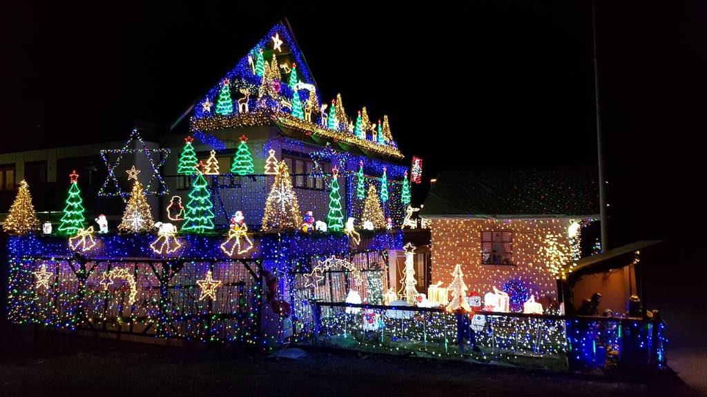 Gesucht! Die schönsten Weihnachtsbeleuchtungen