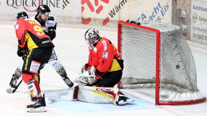 Der EHC Basel qualifiziert sich für den Schweizer Cup.