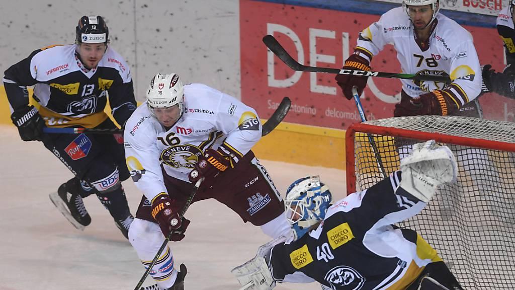 Zug gewinnt weiter, verrücktes Spiel in Freiburg