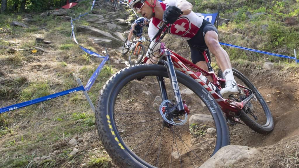Nino Schurter bleibt der grosse Gejagte im Cross-Country