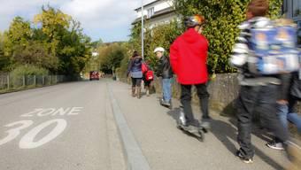 Als 17. Baselbieter Gemeinde führt Sissach in den Wohnquartieren flächendeckend Tempo 30 ein.  Lucas Huber