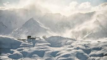 Nicht wirklich bescheiden: Samnaun brüstet sich mit dem besten Preis-Leistungs-Verhältnis für Wintersportler.Paul Biris