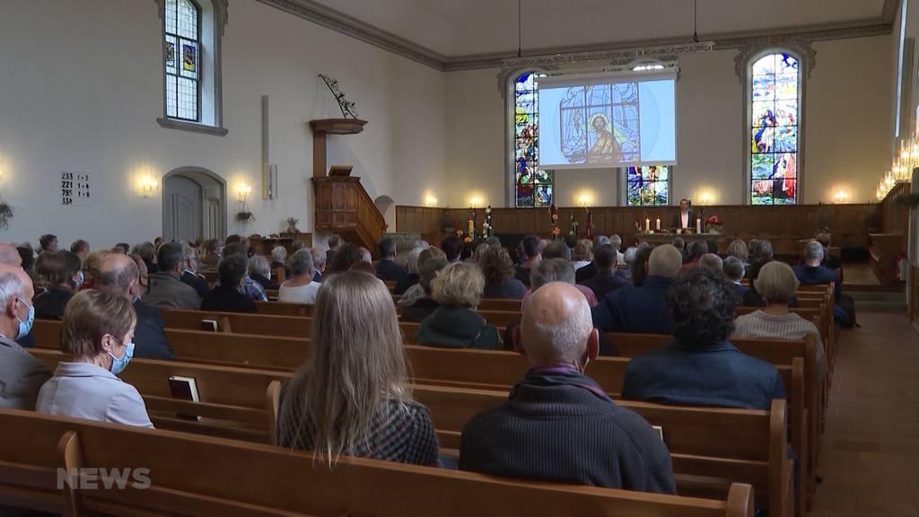 Kirche von Herzogenbuchsee erstrahlt anderthalb Jahre nach Grossbrand in neuem Glanz