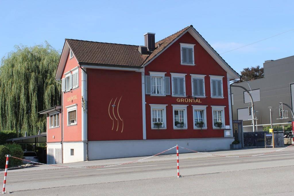 Die Menüs liefert das Restaurant Grüntal in Altstätten. (© mas)