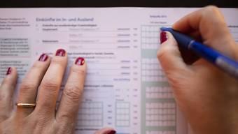 Ein unlimitierter Abzug der Prämien von den Steuern wäre laut dem Regierungsrat ungerecht. (Symbolbild)