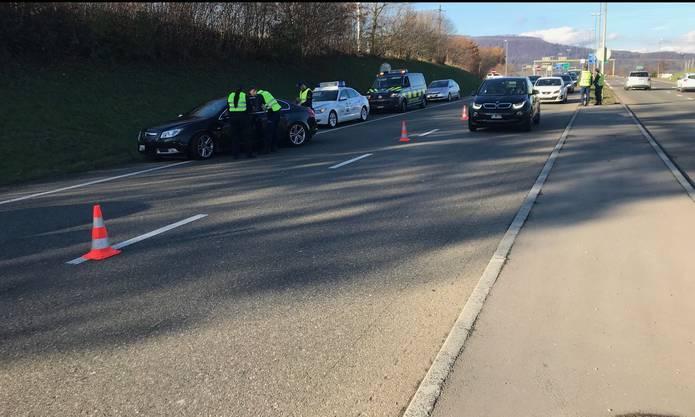 7 nichtfahrfähige Automobilisten wurden aus dem Verkehr gezogen