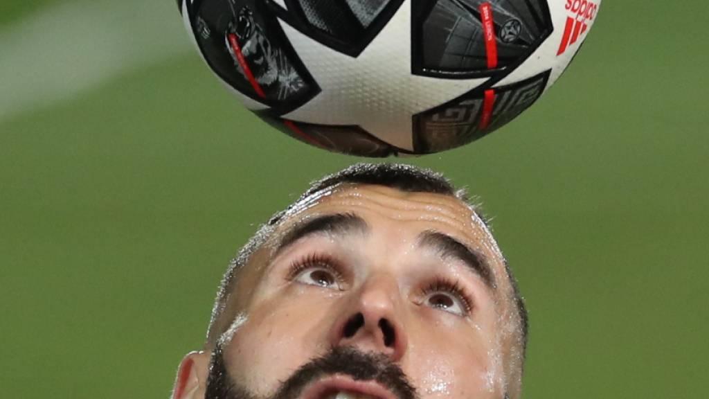 Weiterhin Real Madrid im Fokus: Karim Benzema