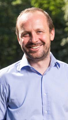 Daniel Kampa, der Gründer des neuen Kampa-Verlags.