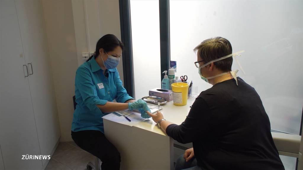 Apotheken stehen wegen Antikörper-Tests unter Beschuss