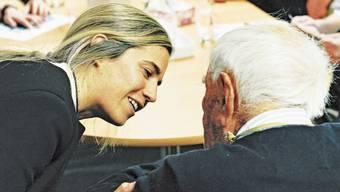 Der 104-jährige Australier David Goodall sagte kurz vor seinem Tod in der Schweiz: «Ich bin nicht krank.»