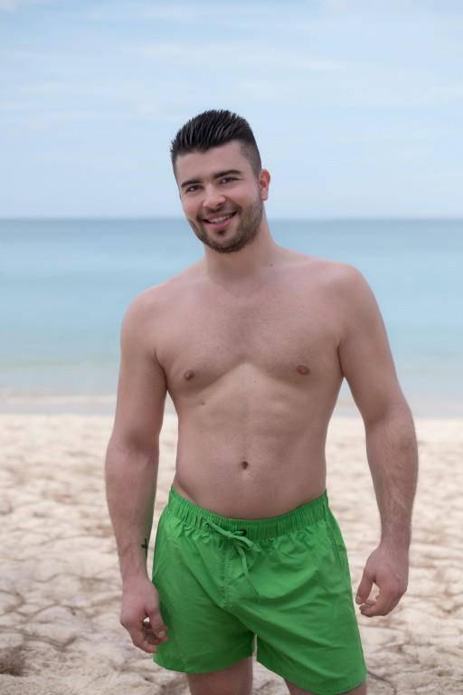 Bachelorette-Kandidat Luca (© 3)