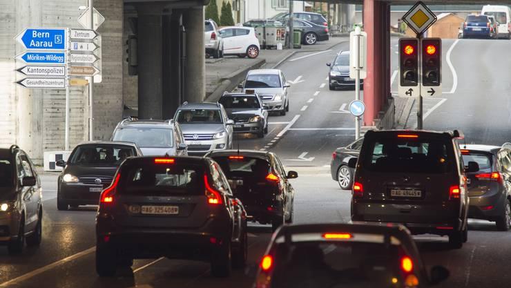 Umweltverbände wehren sich gegen neue Strassen im Ostaargau. (Archivbild)