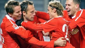 Der FSV Mainz 05 bleibt erster Verfolger von Leader Dortmund