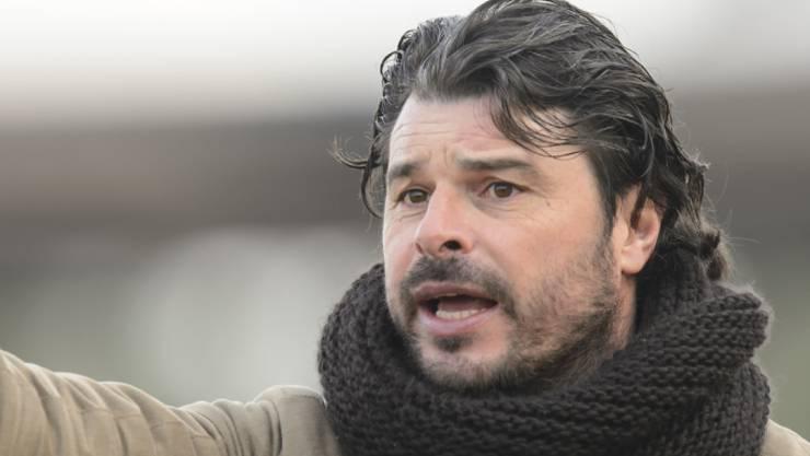 Ciriaco Sforza trainiert ab sofort den FC Thun.