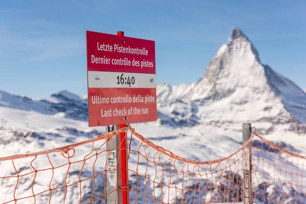 Das Matterhorn soll im Zentrum eines italienisch-schweizerischen Projekts stehen.