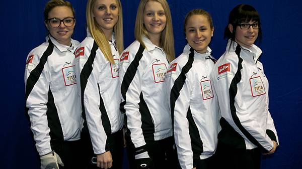Schweizer Curlerinnen im WM-Final