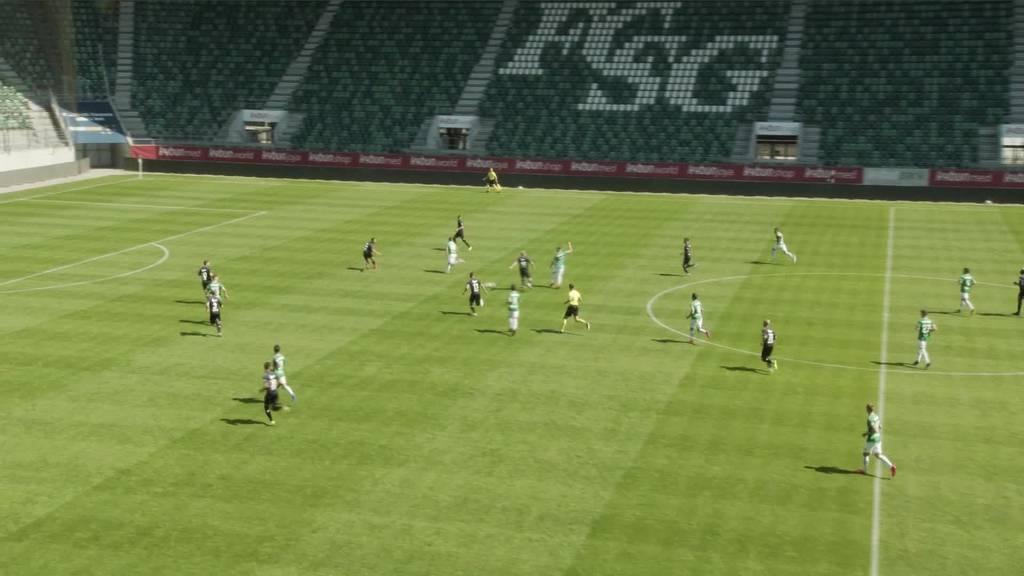Nicht ohne Fans: FCSG will rund 50 Zuschauer im Kybunpark