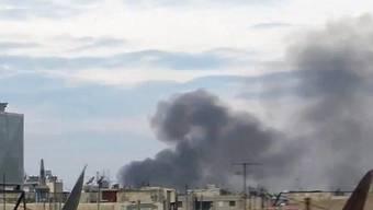 Szenen der Gewalt in Homs (Archiv)
