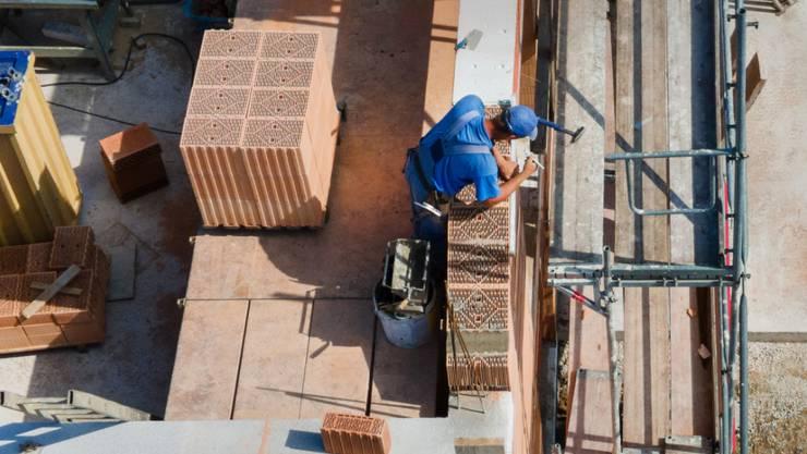 Das Bauunternehmen gründet eine Stiftung für klima- und kostengünstiges Bauen (Symbolbild).