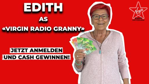 Die Virgin Radio Granny verschenkt Cash!💸💰