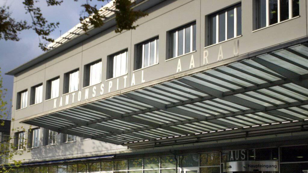 Das Kantonsspital Aarau erhält einen neuen Chef. (Archivbild)