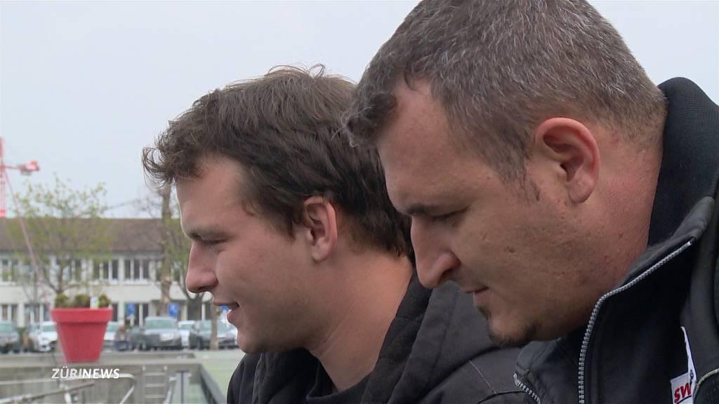 Zwei Männer retten 4-Jährigen aus Zürichsee