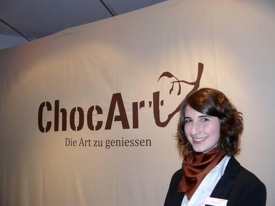 Samira Suter, CEO Chocart